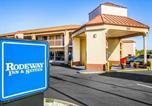 Hôtel Clarksville - Rodeway Inn & Suites-3