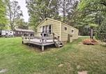 Location vacances Green Lake - Montello Studio Cottage with Pier and Dock on Ox Creek-1