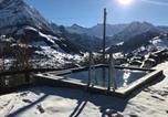Location vacances Adelboden - Chalet Sonnenheim mit atemberaubender Aussicht-2