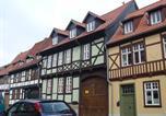 Location vacances Quedlinburg - Ferienwohnungen im Fachwerkhaus-1