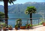 Location vacances Brissago - Casa Roccia-1