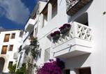 Location vacances Altea - Altea Town House Deluxe Sea View-3