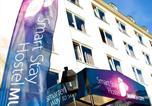Hôtel Biergarten - Smart Stay - Hostel Munich City-1