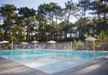 Camping Carcans - Camping Huttopia Lac De Carcans