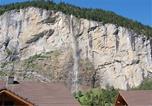 Location vacances Lauterbrunnen - Charming Penthouse-4
