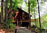 Location vacances Lake Lure - Mixon's Lake Retreat Home-1