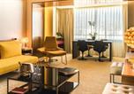 Hôtel 5 étoiles Cannes - Le Grand Hotel Cannes-3