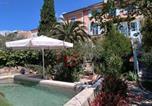 Location vacances Aubres - Maison de Maître Des-Sens-1
