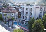 Location vacances İçmeler - Ercan Han Hotel-1