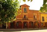 Hôtel Venta de Baños - Albergue Luz de Frómista-1