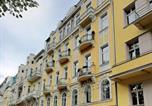 Location vacances Mariánské Lázně - Apartment Anglicka 138-1