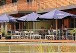 Hôtel Lüssow - An der Metow - Ferienpark Plau am See-2