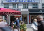 Hôtel Bielefeld - Comfort Garni Hotel-4