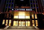 Hôtel Jiujiang - Lavande Hotel Jiujiang Jiujiang College-4