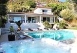 Hôtel Ajaccio - Villa Santa Monica-1