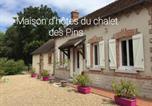 Hôtel Oisly - Roulottes du Chalet des Pins-2