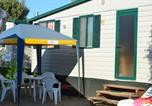 Camping Grèce - Happy Camp mobile homes in Karda Beach Camping and Bungalows-2