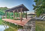 Location vacances Benton - Arkansas Abode with Boat Slip on Lake!-2