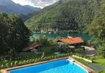 Location vacances Ledro - Apartments Pieve di Ledro/Ledrosee 36345-1