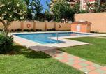 Location vacances Fuengirola - Luxury Studio, 250m From The Beach! Swimming Pool!-3