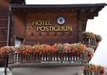 Hôtel Disentis/Mustér - Hotel Postigliun-4
