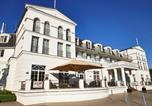 Hôtel Barth - Steigenberger Strandhotel & Spa Zingst-3