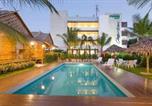 Hôtel Cha-am - Evergreen Resort Cha-am-2