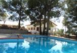Location vacances Murcie - El Huerto de Maravillas-1