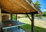 Location vacances Savignac-de-Duras - Landerrouat Villa Sleeps 8 Pool Wifi-4
