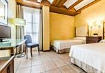 Location vacances  Saragosse - Hospedería Castillo Papa Luna-4
