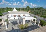 Location vacances Oria - Lavanda apt with pool at La Corte degli Ulivi-4
