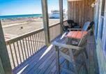 Location vacances North Topsail Beach - Sunnyside Up Home-1