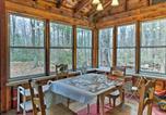 Location vacances Stockbridge - East Otis Reservoir Cabin with Porch - Walk to Lake!-3