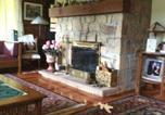 Location vacances Lake Harmony - Tuxedo Lodge-1