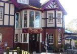 Hôtel Sway - The Burley Inn