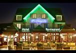Hôtel Périers-sur-le-Dan - Hôtel-Restaurant Le Normandie-1