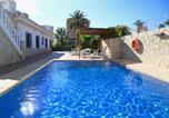 Location vacances Benidorm - Villa Ana Apartments-1
