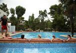 Camping avec Piscine couverte / chauffée Torreilles - Homair - La Palmeraie-4
