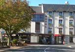 Hôtel Montbray - Hôtel-Restaurant Le Fruitier-2