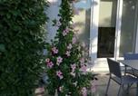 Hôtel Haute-Saône - Les Petunias-2
