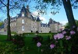 Hôtel Le Mesnil-Amey - Chateau de Canisy-3