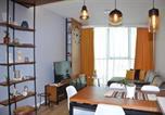 Location vacances  Albanie - Central Luxury Apartment-3