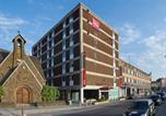 Hôtel Sars-Poteries - Ibis Mons Centre Gare-1