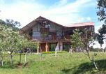 Hôtel Popayán - Casa Pampa Ecocabaña-4