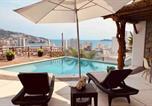 Location vacances Acapulco - Casa con vista a la bahía (servicio incluido)-2
