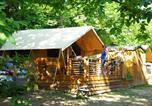 Camping Bagnols-les-Bains - Camping La Châtaigneraie-4