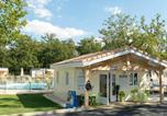 Camping avec Piscine couverte / chauffée Saint-Georges-de-Didonne - Camping Les Chèvrefeuilles -4