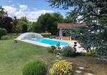 Location vacances Siccieu-Saint-Julien-et-Carisieu - Gite - Au jard'Ain - Calme & détente - Maison 55m²-1