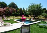 Location vacances Charleval - Appart indépendant dans propriété 4000 m2 Luberon-1