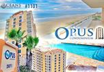 Location vacances Daytona Beach Shores - The Opus Three Bedroom Apartment 1101-1